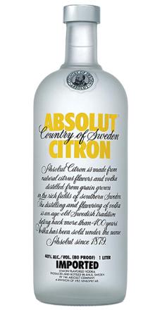 Abslout Citron