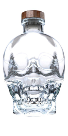 Crystal Head new site