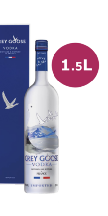 Grey Goose 1.5L